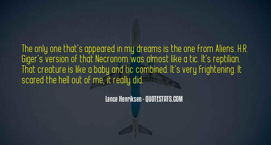 Only In My Dreams Quotes #1791857