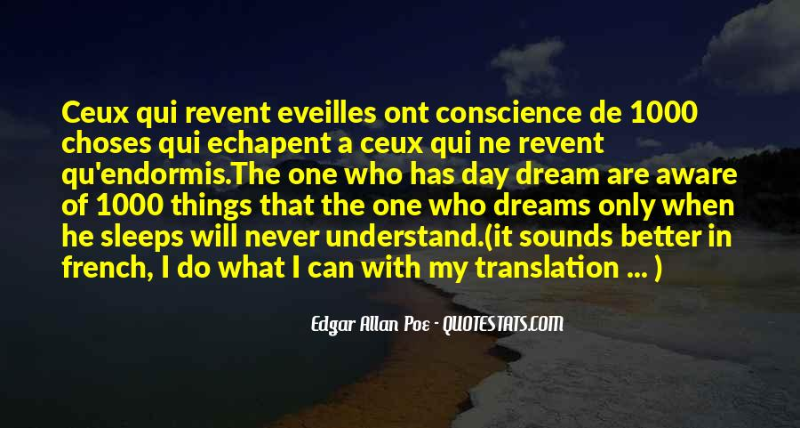 Only In My Dreams Quotes #1793373