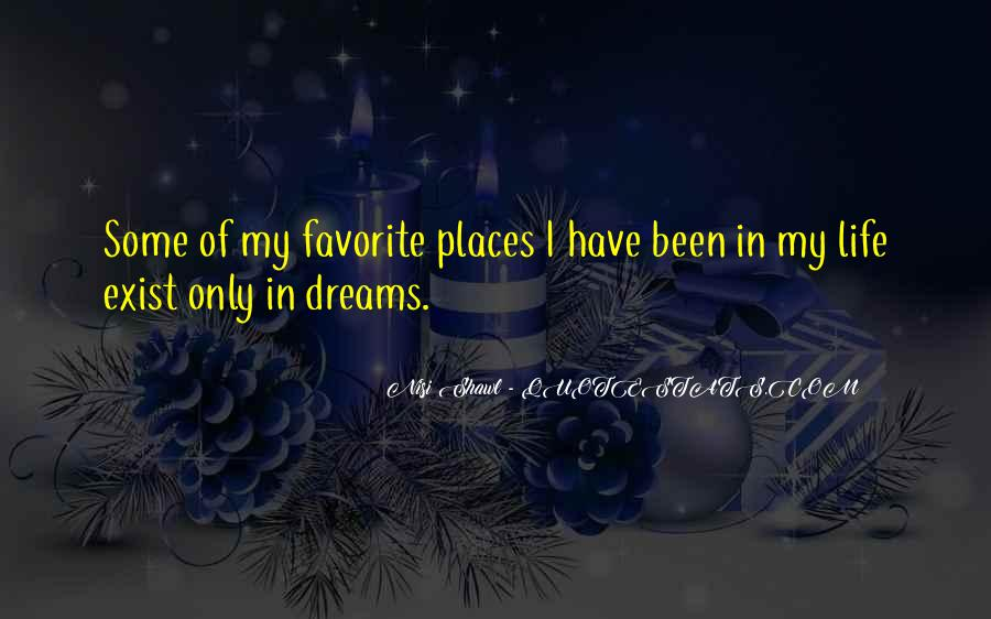 Only In My Dreams Quotes #869729