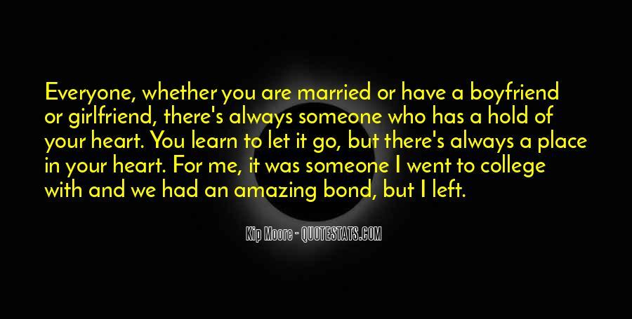 Top 40 Quotes About Boyfriend Ex Girlfriend: Famous Quotes ...