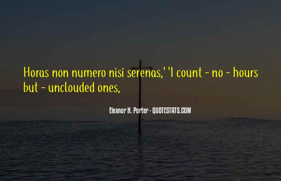 Only One You Can Count On Is Yourself Quotes #11473