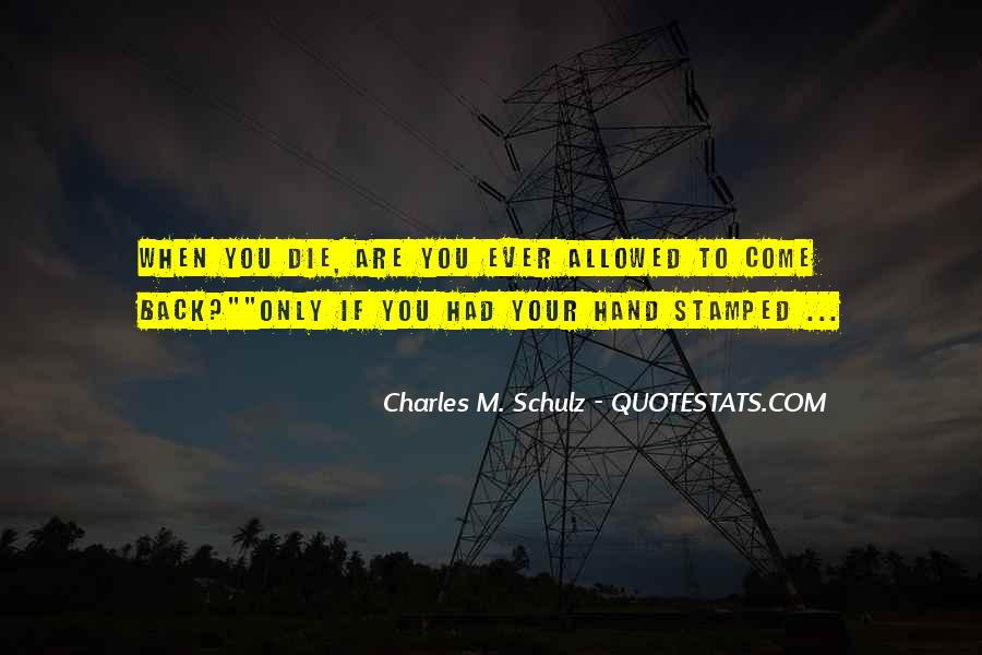 Only When Quotes #11196
