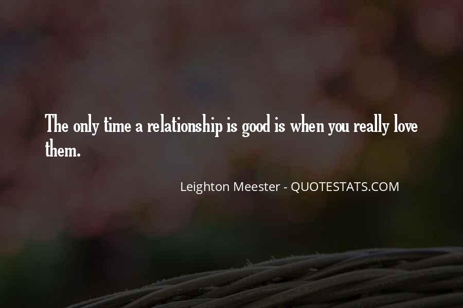 Only When Quotes #5127