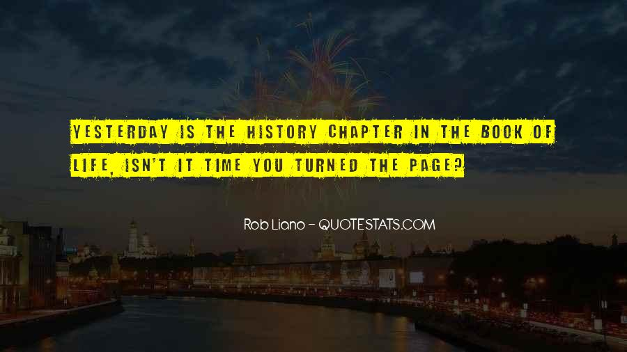 Only Yesterday Book Quotes #1854310