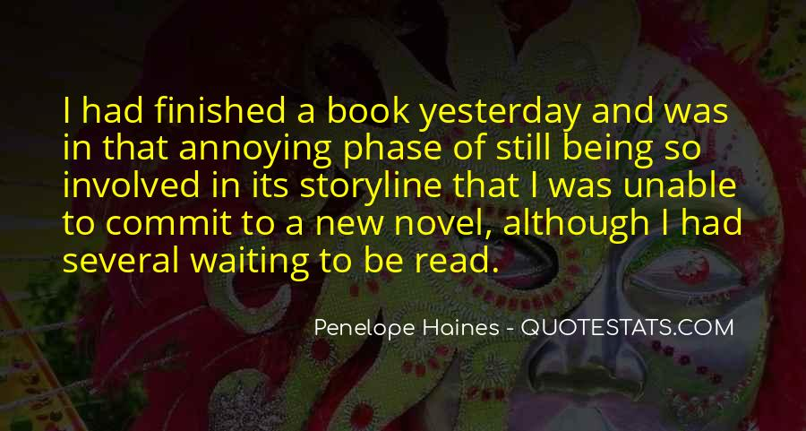 Only Yesterday Book Quotes #931384