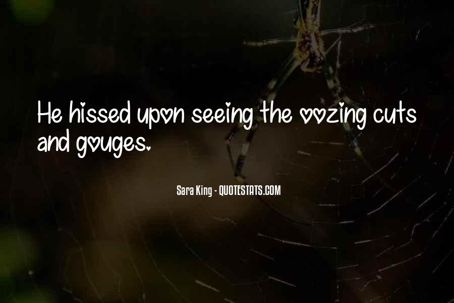 Oozing Quotes #316948