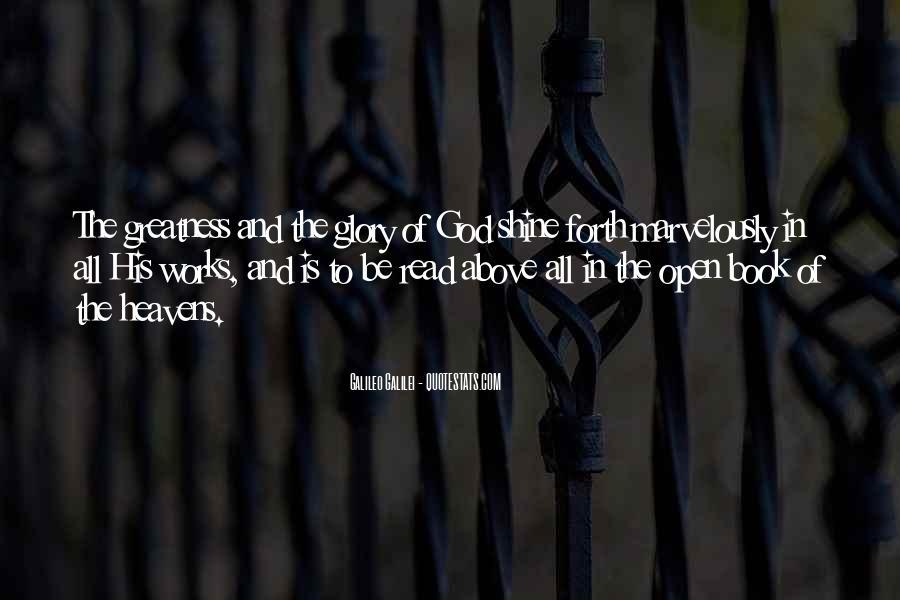 Open Heavens Quotes #1222447