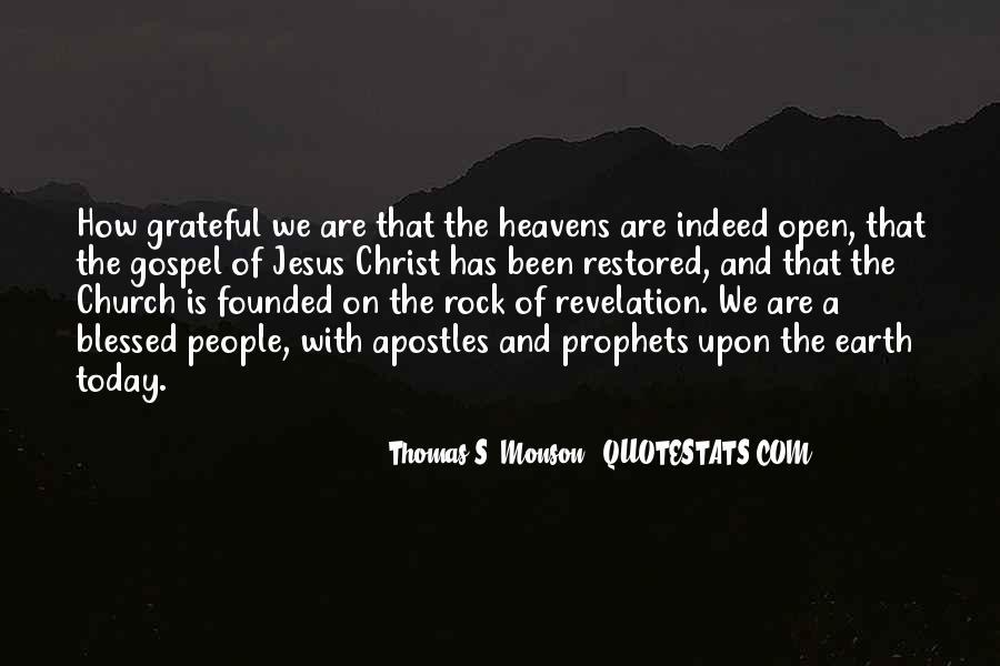 Open Heavens Quotes #309109