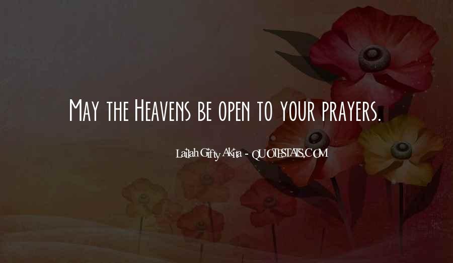Open Heavens Quotes #457661