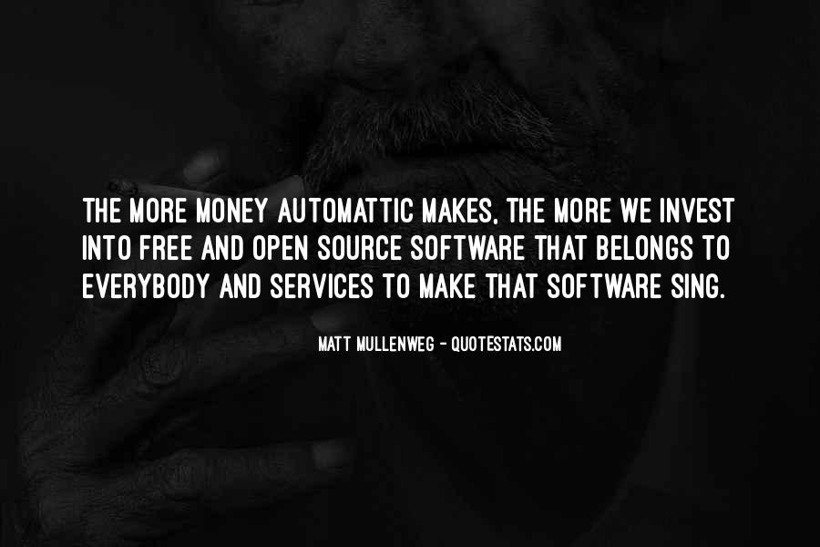 Open Source Software Quotes #1594511