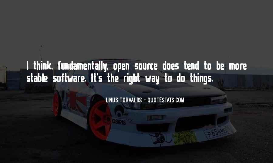 Open Source Software Quotes #183513