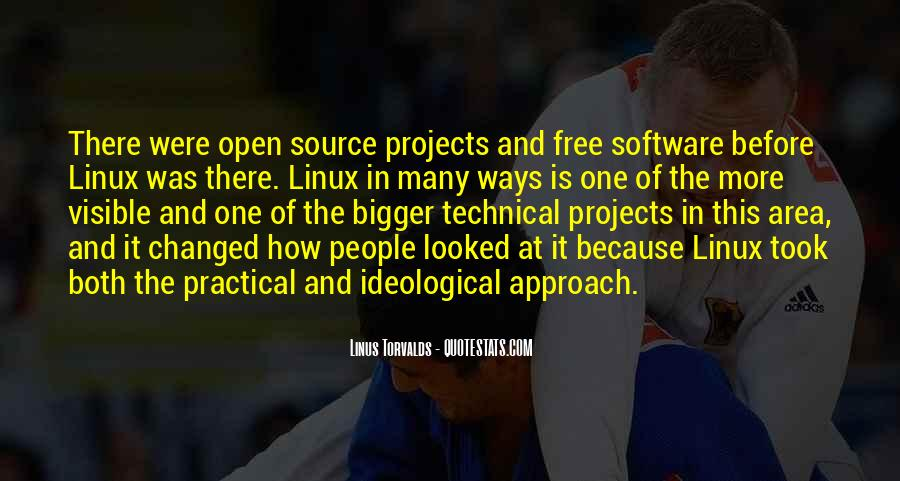 Open Source Software Quotes #230606