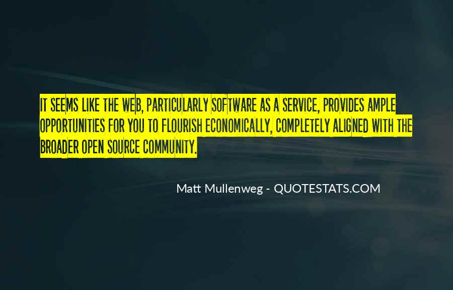Open Source Software Quotes #528346