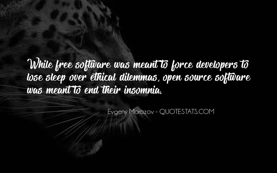 Open Source Software Quotes #64083