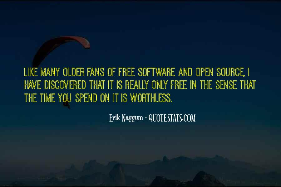 Open Source Software Quotes #815260