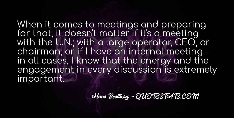 Operator Quotes #1019013