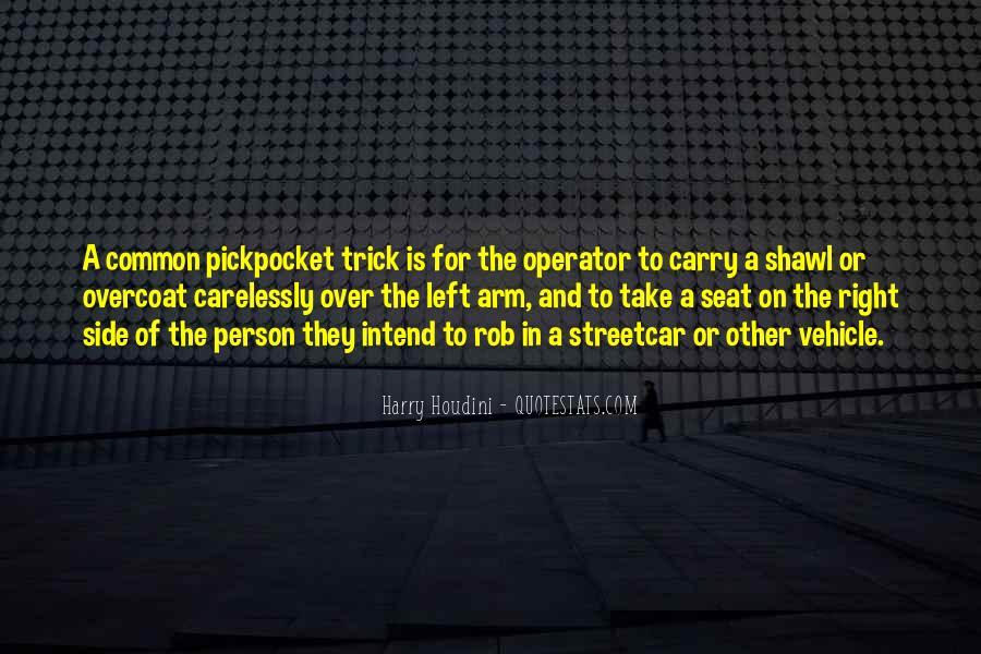 Operator Quotes #1240342