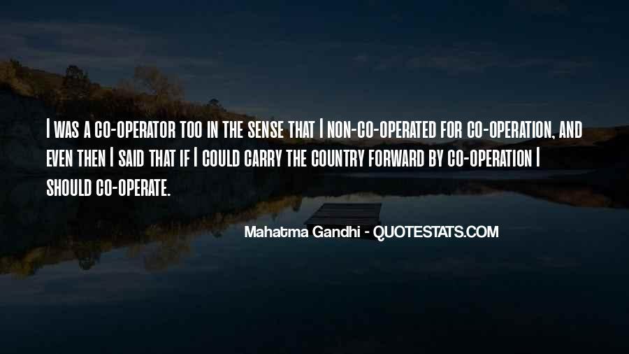 Operator Quotes #1364359