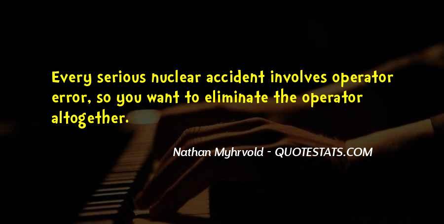 Operator Quotes #1369804