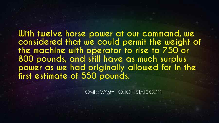 Operator Quotes #1375914