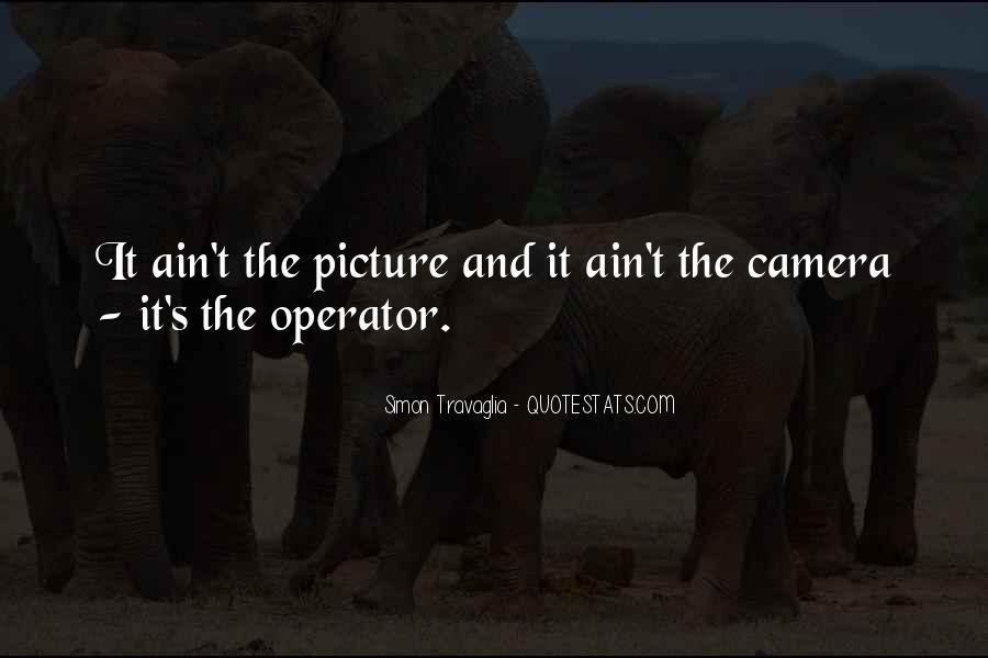 Operator Quotes #1405499