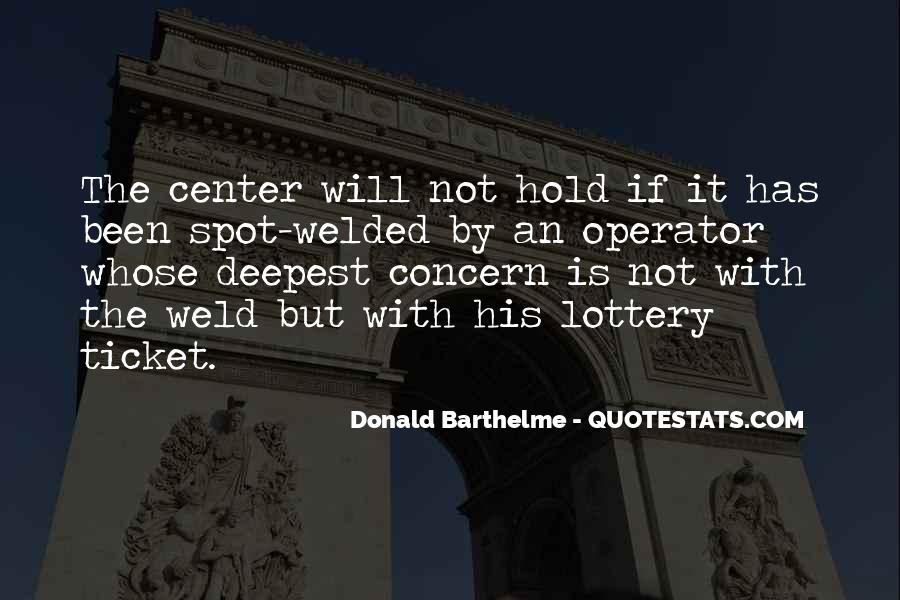 Operator Quotes #1642101