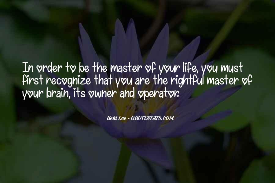 Operator Quotes #1771969