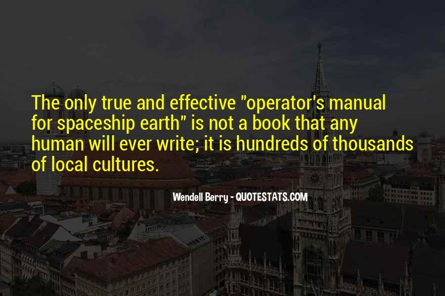 Operator Quotes #1857810