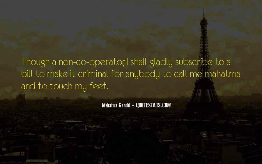 Operator Quotes #205020