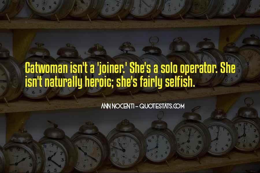 Operator Quotes #353784