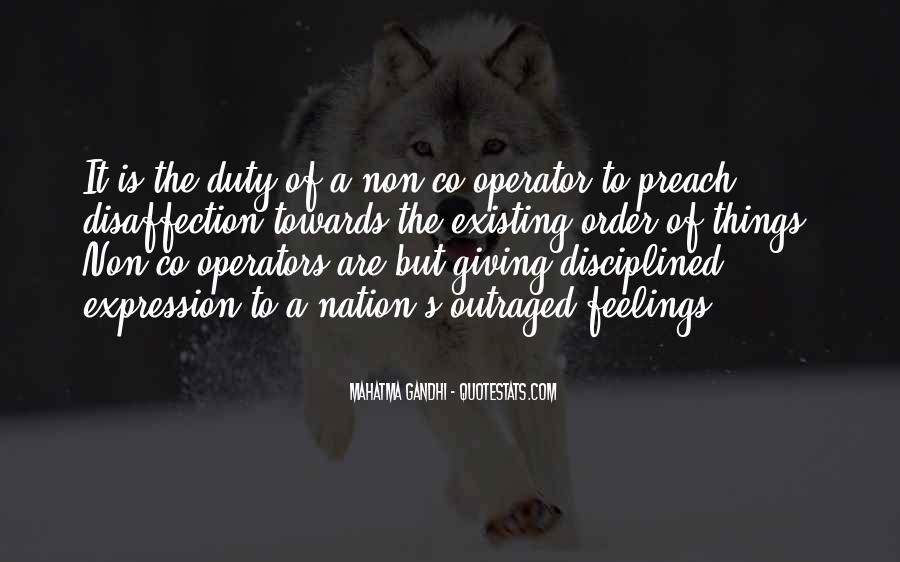 Operator Quotes #438653