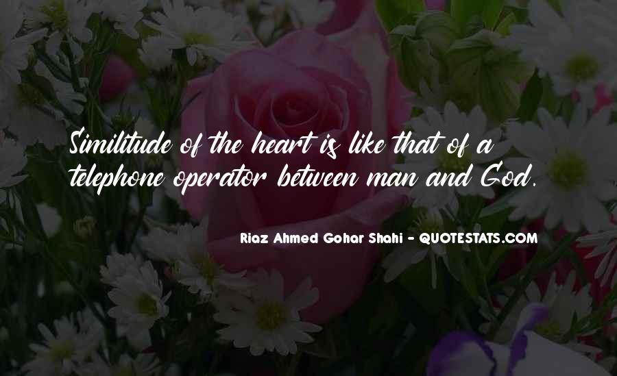 Operator Quotes #748007