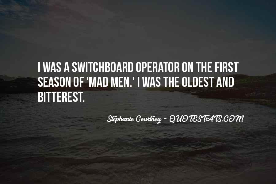 Operator Quotes #864459