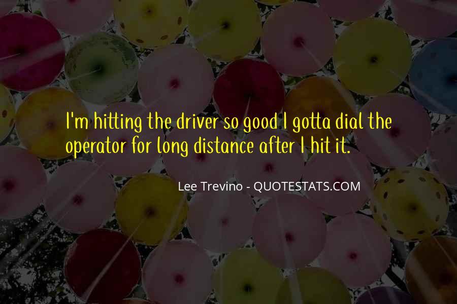 Operator Quotes #925420