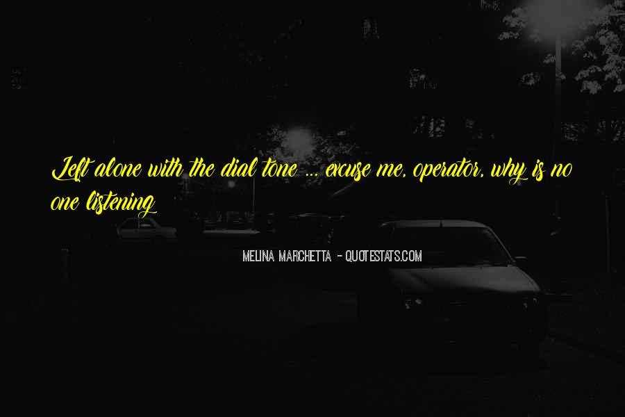 Operator Quotes #961934