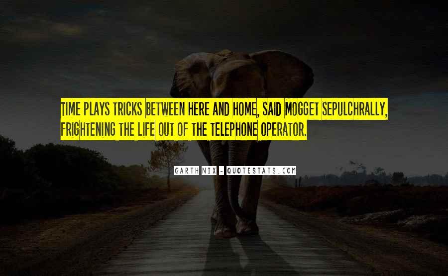 Operator Quotes #976508
