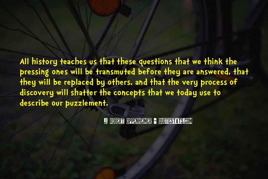 Oppenheimer Robert Quotes #1051471