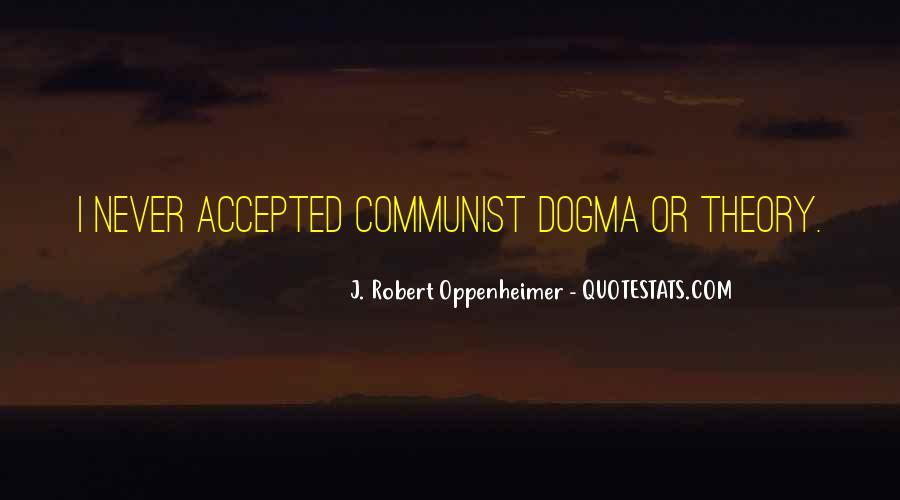 Oppenheimer Robert Quotes #1146535