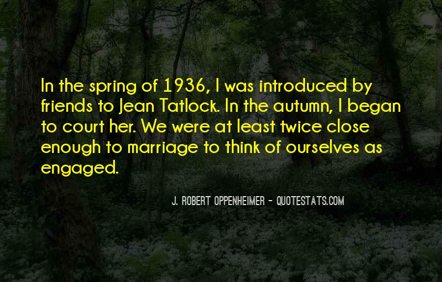 Oppenheimer Robert Quotes #1184669