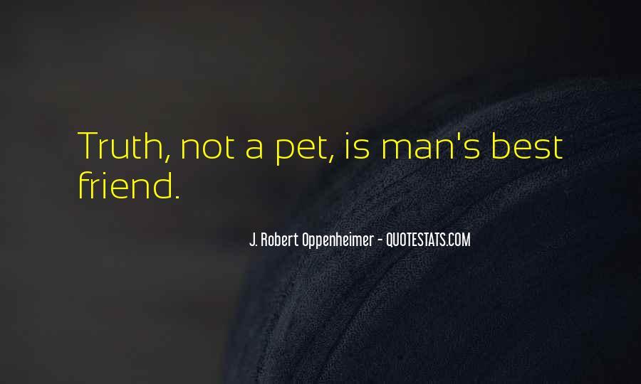 Oppenheimer Robert Quotes #126023