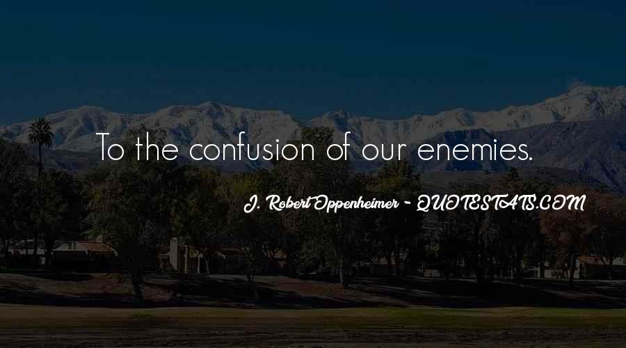 Oppenheimer Robert Quotes #1264550