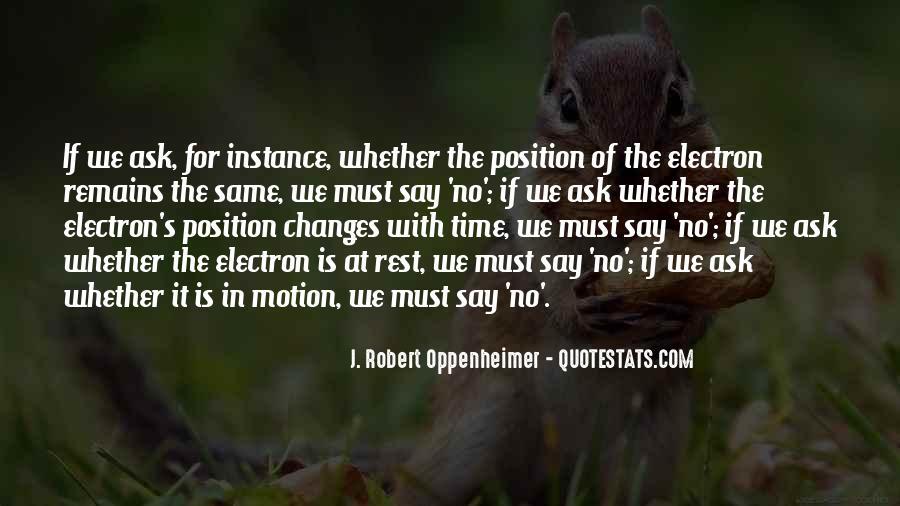Oppenheimer Robert Quotes #1458176
