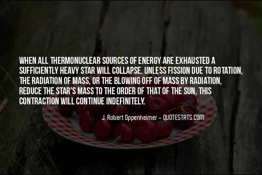 Oppenheimer Robert Quotes #1461552