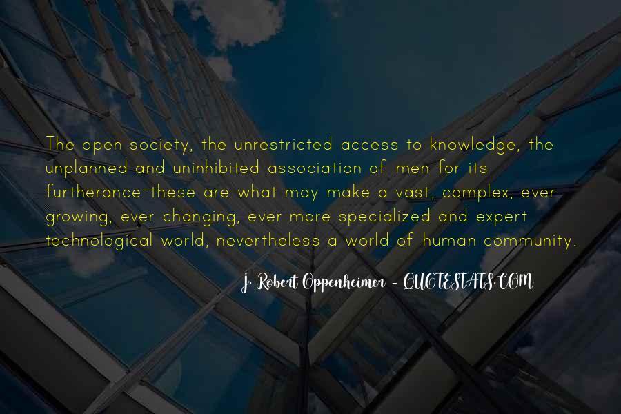 Oppenheimer Robert Quotes #1560905