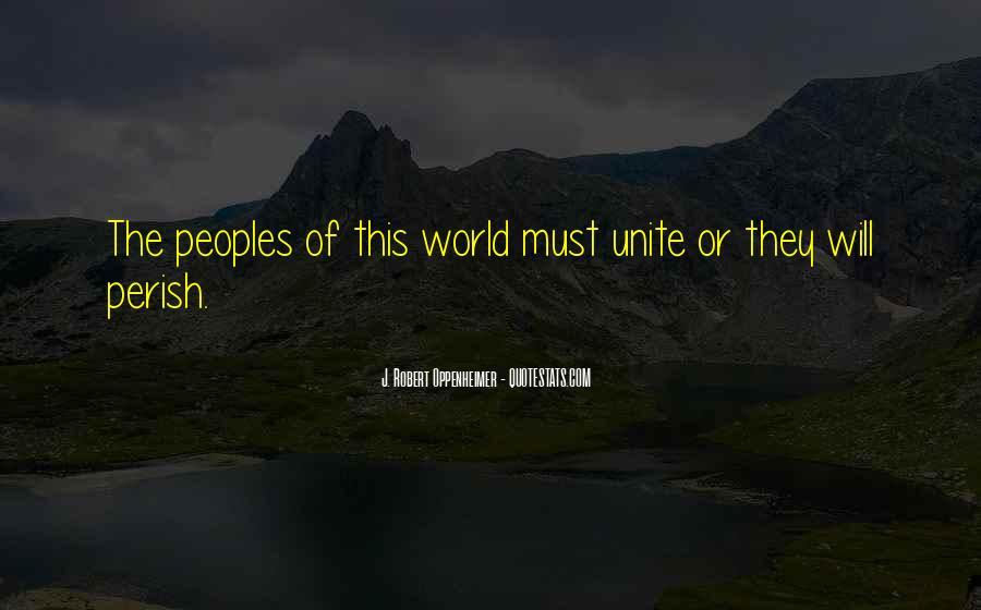 Oppenheimer Robert Quotes #1562117
