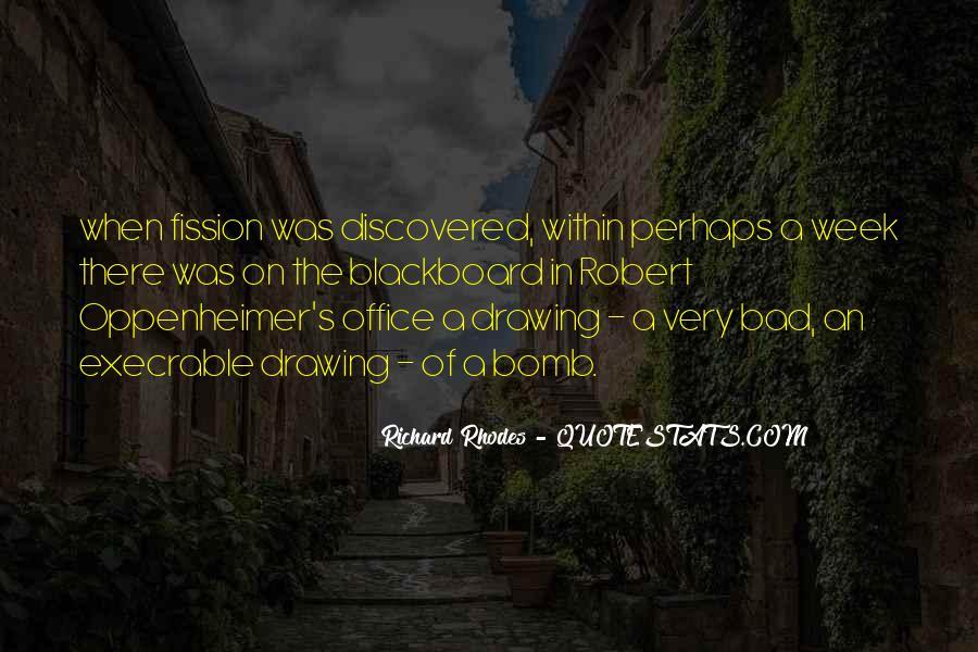 Oppenheimer Robert Quotes #1596761