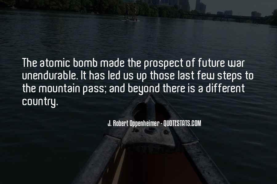 Oppenheimer Robert Quotes #1685610