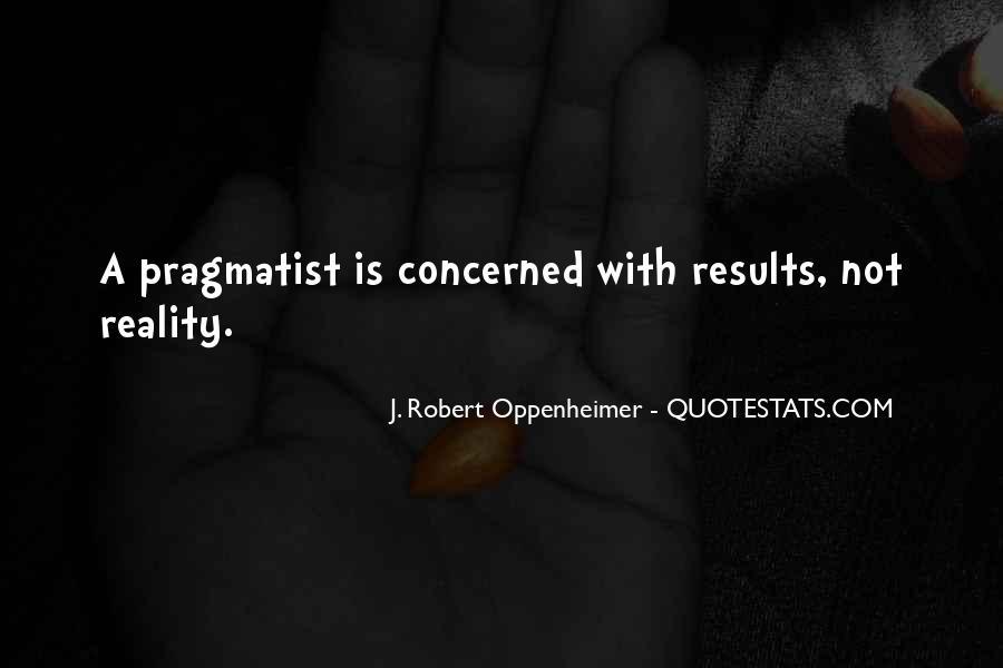 Oppenheimer Robert Quotes #183722