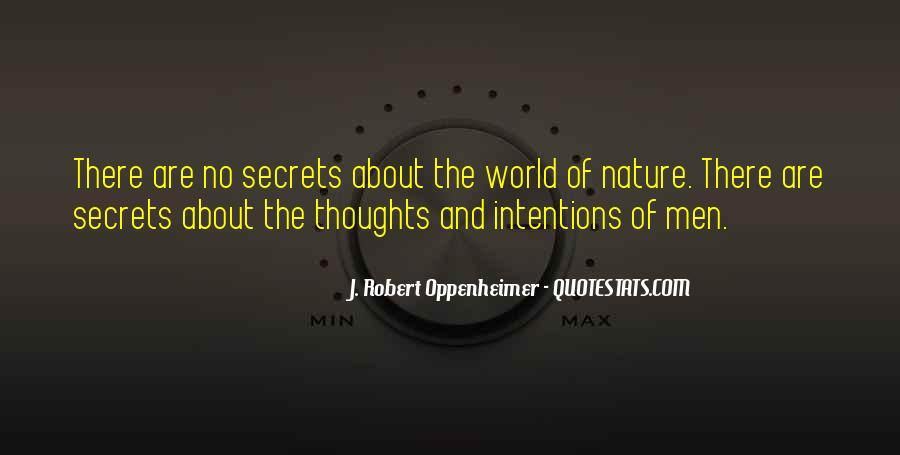 Oppenheimer Robert Quotes #258699