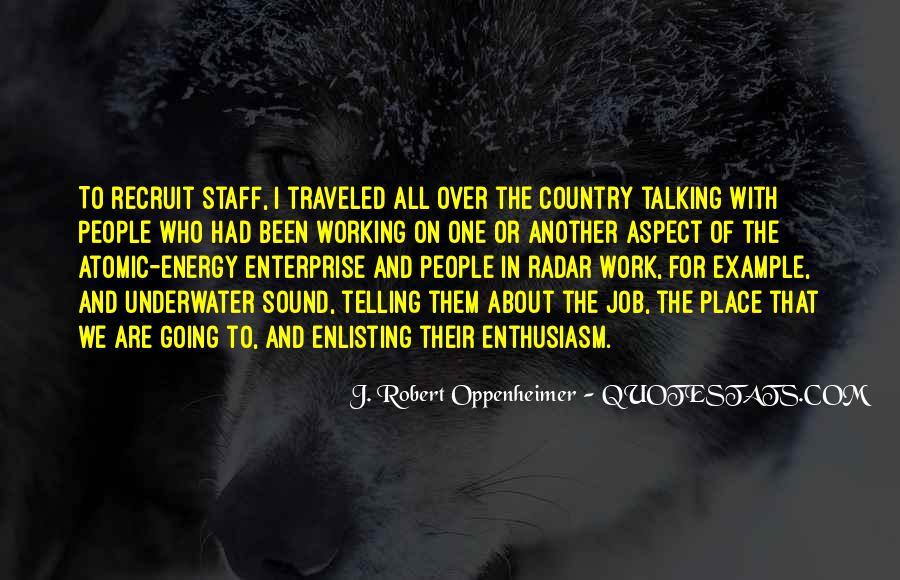Oppenheimer Robert Quotes #344417